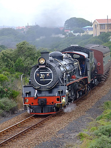 Outeniqua Choo tjoe - Train - Trein
